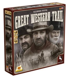Great Western Trail Anleitung