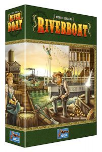 Riverboat Anleitung