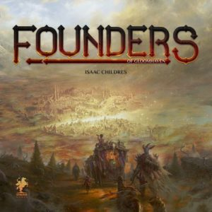 Founders of Gloomhaven Anleitung
